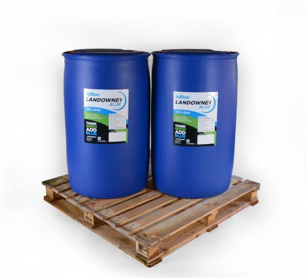 220l adblue barrel