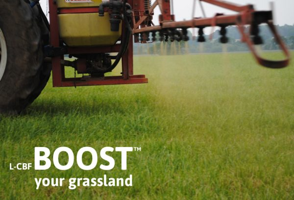 Liquid organic carbon based fertiliser