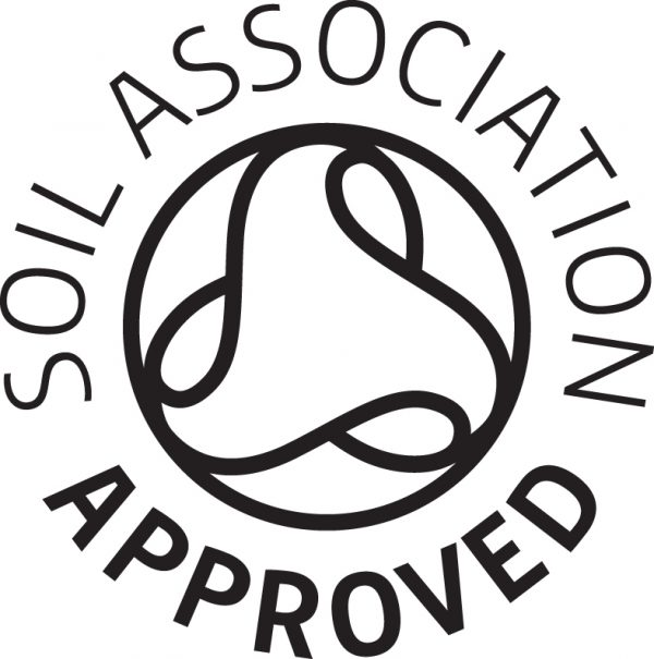 Soil association approved