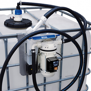 Adblue IBC pump