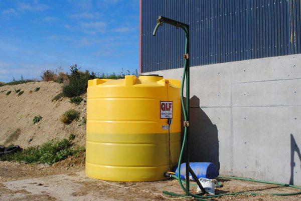 Bulk quality animal liquid feed