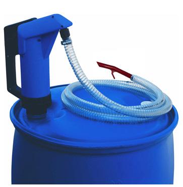 Adble Barrel Hand Pump
