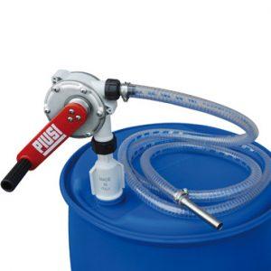Ad blue barrel pump