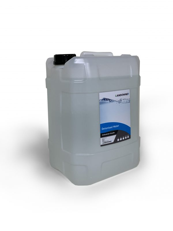 20l Can of Deionised Water
