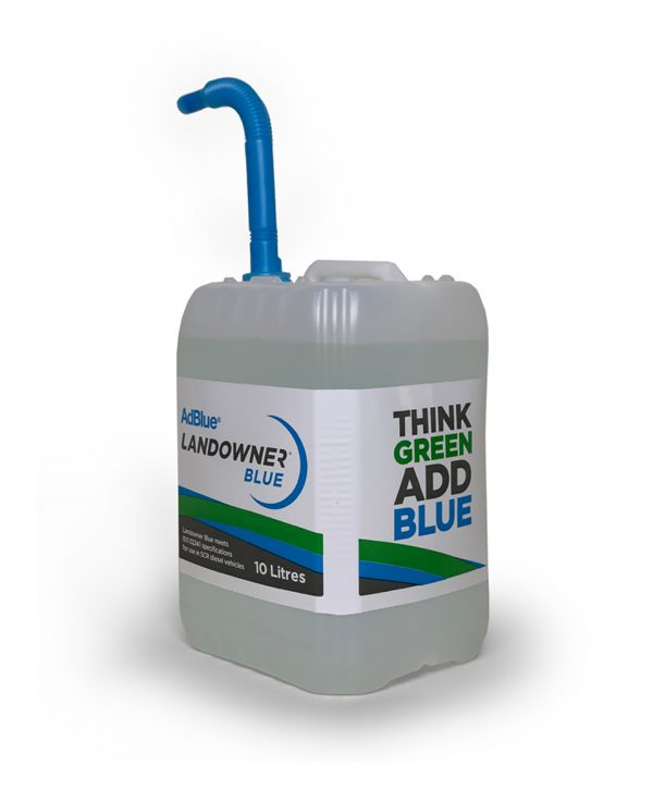 10l can of Adblue