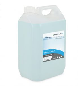 Deionised Water 5l can