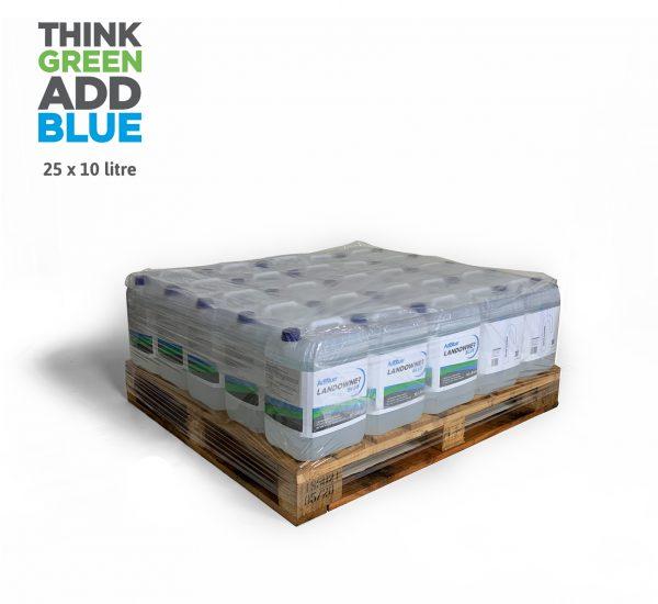 25 x 10l ad blue